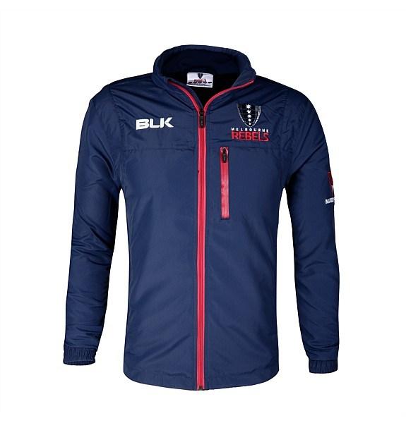Melbourne Rebels Full Zip Weather Jacket