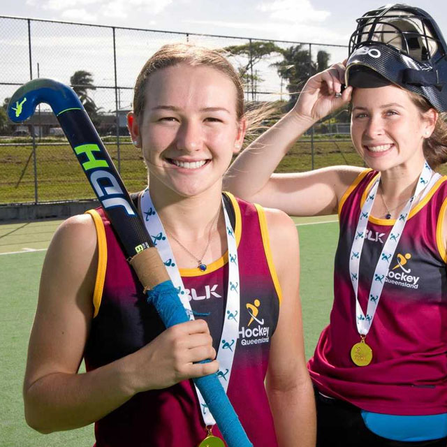 QUEENSLAND HOCKEY