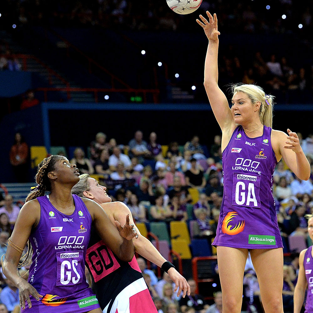 QUEENSLAND FIREBIRDS